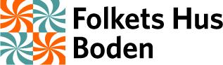 Folkets Hus Boden - logga