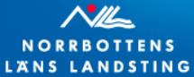Norrbottens läns landsting - logga